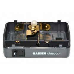Kaiser Przeglądarka Diascop 1 na baterie (2003) do slajdów i klisz dia