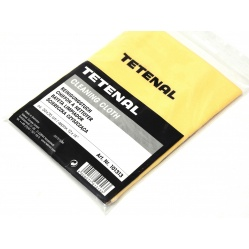 Tetenal Ściereczka czyszcząca nieimpregnowana żółta - 35x30cm
