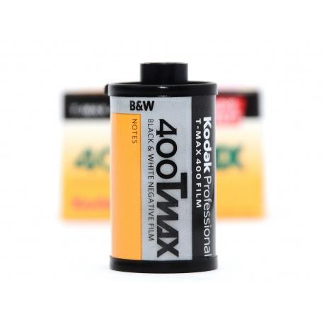 Kodak Professional T-Max 400/36 profesjonalny film czarno biały