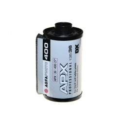 Agfa Agfaphoto APX 100/36 film amatorski do zdjęć czarno białych