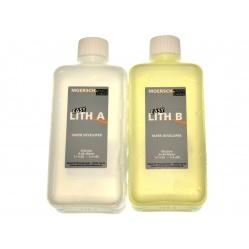 Moersch Easy Lith wywoływacz 500 ml. zestaw do techniki litowej