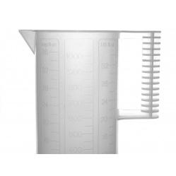 Paterson Pojemnik, zlewka, naczynie plastikowe na 1 litr