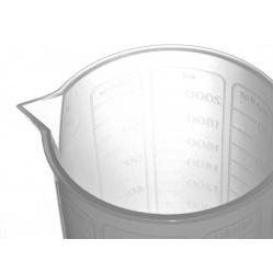 Paterson Naczynie, pojemnik plastikowy na 2 litry do chemii