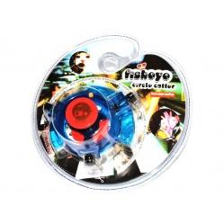 Lomography Fisheye Circle Cutter, okrągła wycinarka do zdjęć