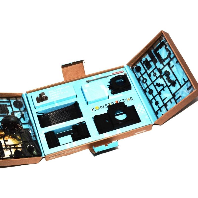 Lomography Konstruktor SLR DIY KIT aparat 35mm