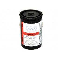 Adox CMS II 20/36 niska czułość małe ziarno duży kontrast
