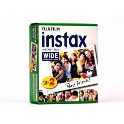 Fuji Film Instax Wide Twin 2x10 szt. zdjęcia natychmiastowe