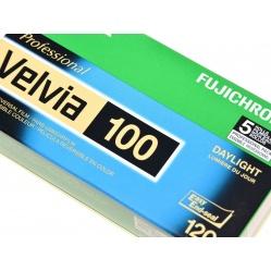 Fuji Fujichrome RVP Velvia 100/120 slajd kolorowy