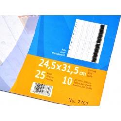 Herma Koszulki polipropylen 10x4 klatki 35mm 10szt (7760)