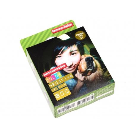 Lomography Film Color negative 800/120 negatyw Lomo 3szt.