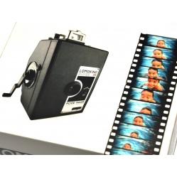 Lomography Lomokino - kamera Lomo na film 35 mm