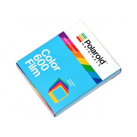 Polaroid Impossible Color Film 600 Color Frame wkład 8 zdjęć