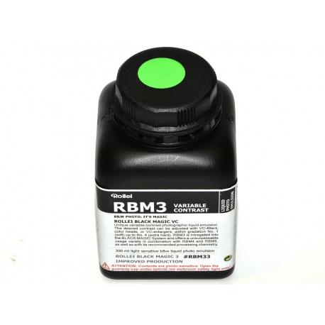 Rollei Emulsja wielogradacyjna Black Magic VC RBM3 300 ml.