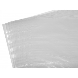 """Rollei Koszulka pergamin 4x5"""" na 4 slajdy klisze do segregatora 10szt."""