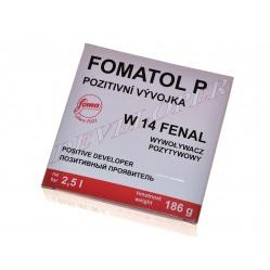 Foma Fomatol P Fenal W-14 na 2,5 litra wywoływacz do zdjęć