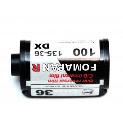 Foma Fomapan R 100/36 Foma film slajd czarno biały B&W