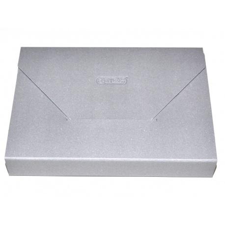 Pudełko kartonowe bezkwasowe na odbitki formatu A4 21x30x5 cm. PAT