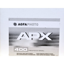 Agfa Agfaphoto Agfa APX 400 puszka 30,5 m. film z metra