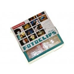 Lomography Fotoclips - klipsy do zdjęć 110 sztuk