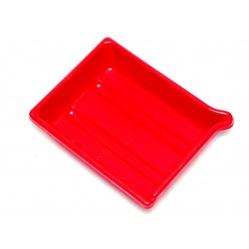 Paterson Kuweta 13x18cm czerwona do odbitek i zdjęć w ciemni