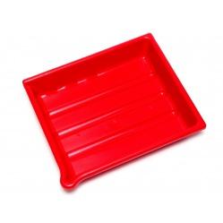 Paterson Kuweta 20x25cm. czerwona do kopiowania odbitek