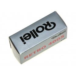 Rollei Retro 400S/120 film srebrowy czarno-biały tradycyjny