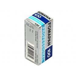 Foma Fomapan 100/120 Professional czarno-biały film do zdjęć