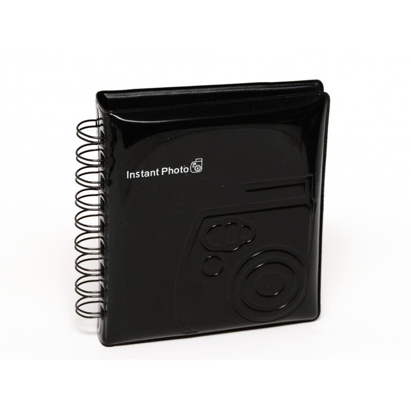 Album do zdjęć z aparatu Fuji Instax MINI - kolor czarny