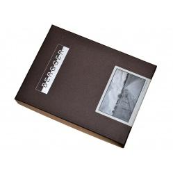 Bergger Pancro 400 5x7/25 cala film błona cięta BW do aparatu