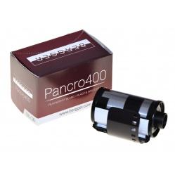 Bergger Pancro 400/36 film błona czarno biała BW foto do aparatu