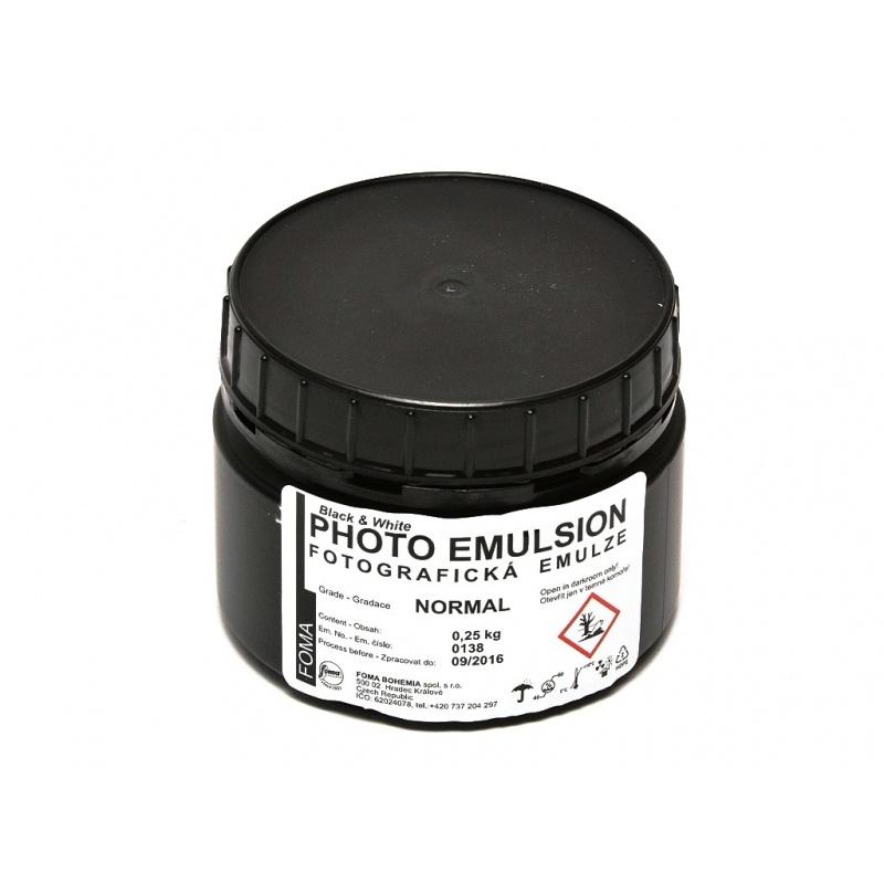 Foma Emulsja fotograficzna stałogradacyjna 250ml. + garbnik
