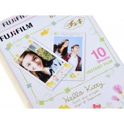 Fuji Film wkład Hello Kitty aparat Instax Mini10x zdjęcia natychmiastowe
