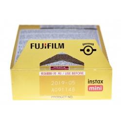 Fuji Film wkład MINION DME aparat Instax Mini 10x zdjęcia natychmiastowe