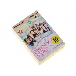 Fuji Film wkład Shiny Star aparat Instax Mini Lomo 10x zdjęcia instant