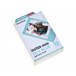 Fuji Film wkład BLUE niebieska ramka aparat Instax Mini Lomo 10x zdjęć