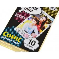 Fuji Film wkład Comic aparat Instax Mini Lomo 10x zdjęć