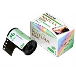 Fuji Fujifilm Natura 1600/36 film wysokoczuły do zdjęć nocnych