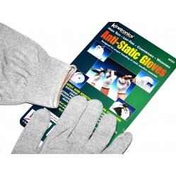 Kinetronics Rękawiczki antystatyczne ASG - rozmiar M i L