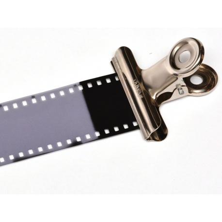 Klamerka wieszak zawieszka klips do suszenia do filmów 35mm metal 1szt.