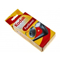 Kodak FunSaver Aparat jednorazowy 800 z fleszem - 27 zdjęć na wakacje