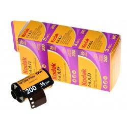 Kodak Gold 200/36 - 1 film z trópaka do odbitek kolorowych na wakacje