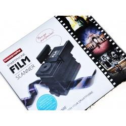 Lomography Smartphone Film Skaner - skanowanie filmów klisz 35 mm.
