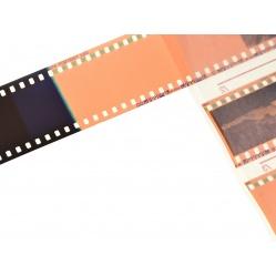 Wywołanie kliszy, filmu barwnego, negatywu 35mm. proces C41