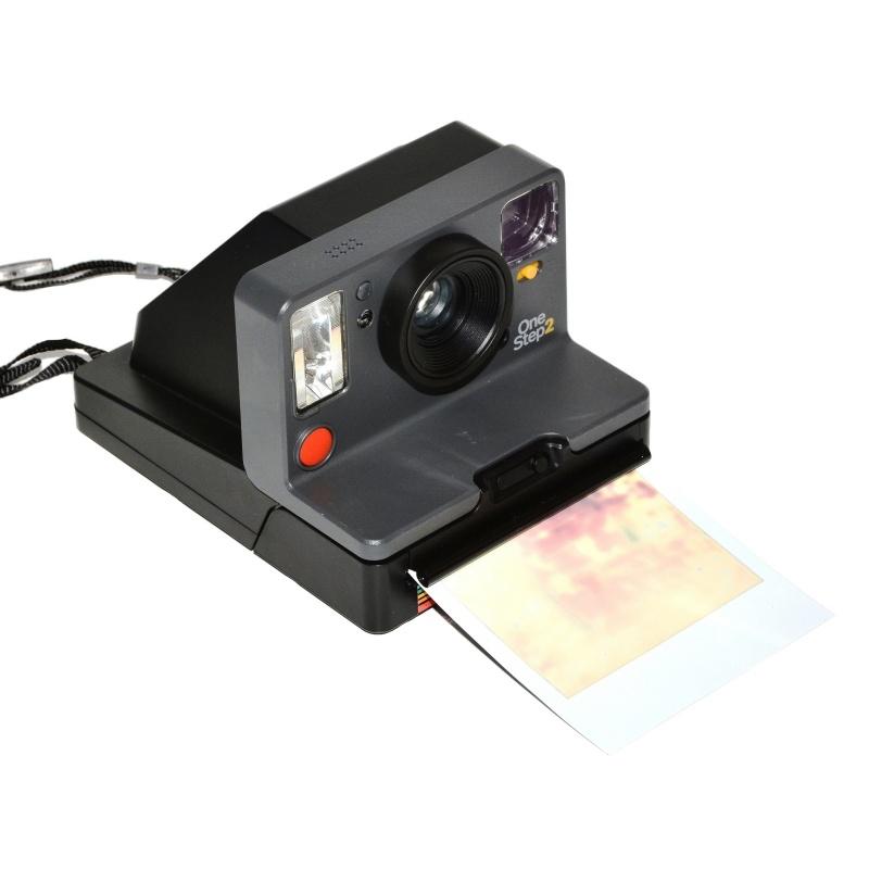 Polaroid Oryginals Onestep2 VF aparat do zdjęć instant grafitowy