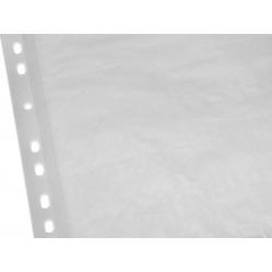Czarno-Białe Segregator Z NAPISEM na koszulki + 25 folii na film 35 mm.