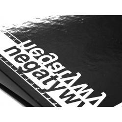Delfin Segregator na folie + 25 koszulek pergamin 35mm. na filmy i klisze