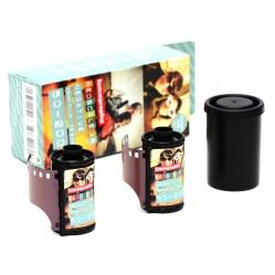 Lomography Redscale XR Negative 50-200/36 - 3 filmy kolor efekty specjalne