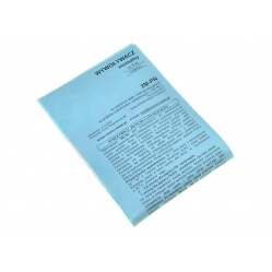 2M-PN Wywoływacz normalny do odbitek na 1 litr roztworu