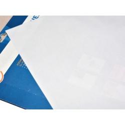 Herma Koszulki 9x13/10 (3 odbitki w poziomie, białe) 7584