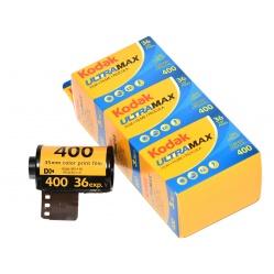 Kodak Gold Ultra 400/36 1 FILM kolorowy na wakacje zabawę